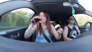 DRIVING WITH ANNE  |  GrasReh