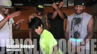ABDC5 Jungle Boogie Shout Out Xtreme Level Cheer and Dance Camp 2011