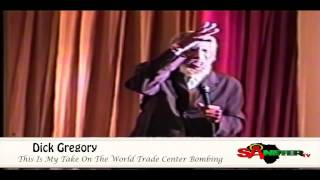 Dick Gregory On Sept. 11