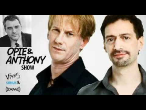 Opie and Anthony with Tom Seizemore 28-09-2011