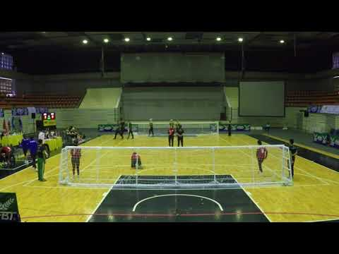 2017 Women's Goalball Asia Pacific Championships Bronze Australia v Korea