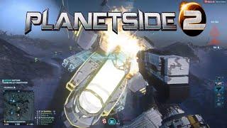 PlanetSide 2 HD - NC Ace Reaver Pilot: No Limitations