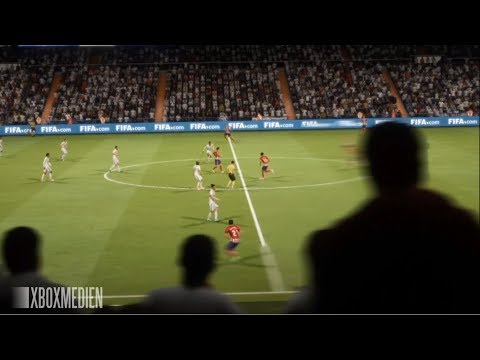 "FIFA 18 Cinematic Trailer ""The Madrid Derby"" (Xbox One, PC, PS4)"