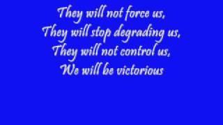 Muse - Uprising(lyrics)