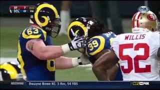 2012 Week 13 49ers vs Rams Highlights