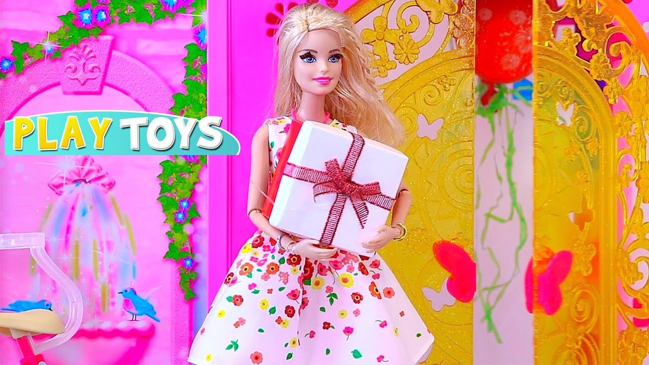Barbie Girl Birthday Party In The Glam Doll House