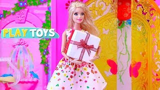 Barbie Girl Birthday Party in the Glam Doll House! 🎀