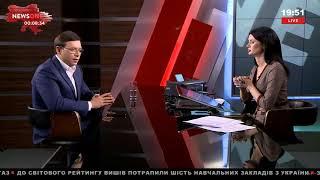 Евгений Мураев: Парубий может записать себя хоть мужем Анджелины Джоли