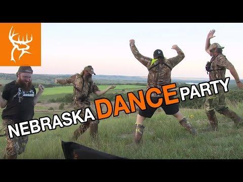 Velvet Bucks and Awkward Dancing in Nebraska
