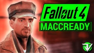 FALLOUT 4 MacCready COMPANION Guide Everything You Need To Know About MacCready in Fallout 4
