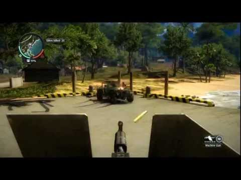 Just Cause 2 test