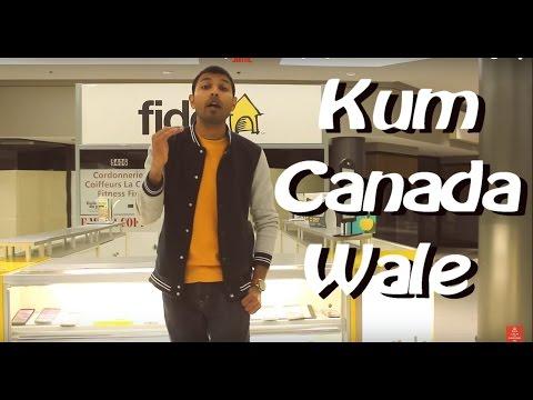 Work In Canada | Kum Canada Wale | Johny Hans  Punjabi Video