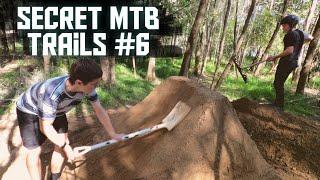 Secret MTB Trails #6 - Build And Ride