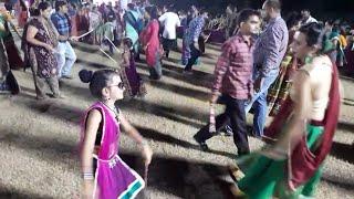 पैथल पुरमा पावो वाग्यो नी || Pethal Purma Pavo Vagyo Ni || Kamariya || Cuttest Dandiya Raas Garba