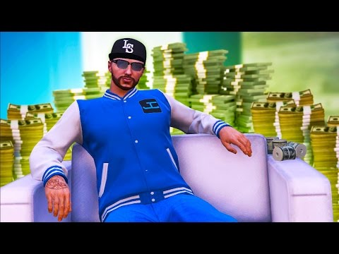 GTA 5 DLC - MAKING $2,200,000!! GTA 5 DLC CEO Update! (GTA 5 Finance & Felony DLC)