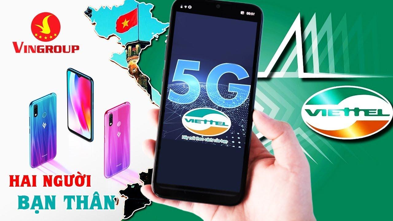 Viettel Trợ Lực Vingroup, Liệu Có Phải Là Cái Kết Cho Smartphone Trung Quốc Giá Rẻ?