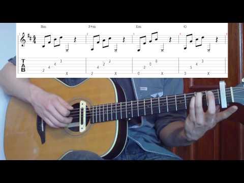 Mirrors - Justin Timberlake Guitar Lesson