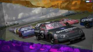 NR2003 NASCAR Racing 2 Intro remake