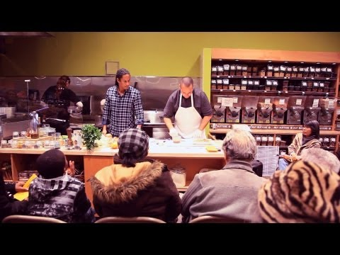 ROFL Cafe. Episode 25. Cooking Class at Whole Foods Market