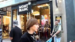 Montblanc John Lennon pen release Concert Germany Düsseldorf by monsieurpondi