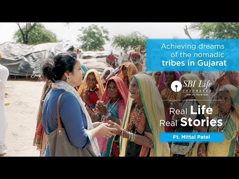 achieving-dreams-of-the-nomadic-tribes-|-sbi-life-real-life-real-stories-ft.-mittal-patel