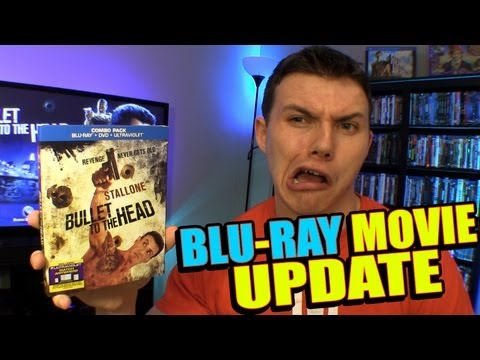 BLU-RAY Movie Update - Bullet To The Head and 42