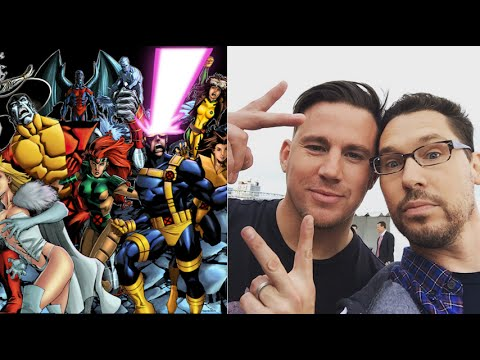 Bryan Singer Teases Gambit Cameo In X-Men Apocalypse with Channing Tatum and Colorful Suits!