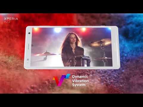 Sony | Xperia XZ2 | Dynamic Vibration System