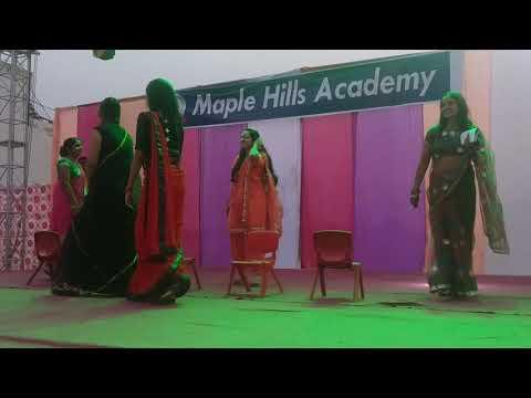 Musical Chair Teacher's Maple School