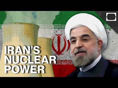Iran's Fight For Nuclear Power