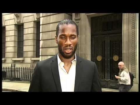 Didier Drogba appeals for peace in Ivory Coast