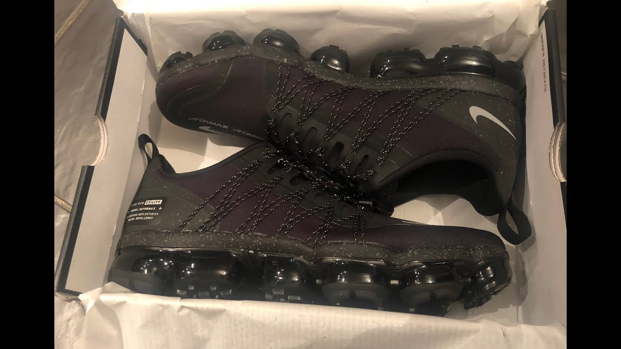 2807e19b0c15c NIKE AIR VAPORMAX RUN UTILITY SNEAKER REVIEW