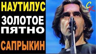 Наутилус Помпилиус - ЗОЛОТОЕ ПЯТНО | как играть на гитаре | Сапрыкин