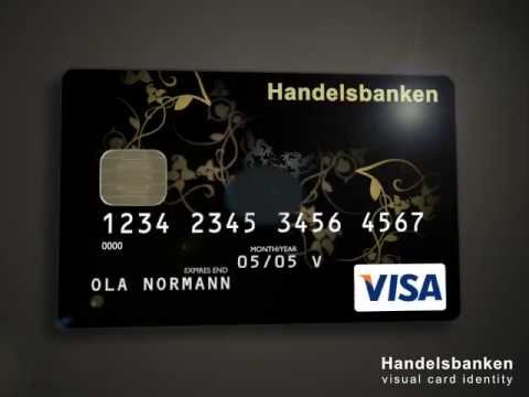 visa bankkort