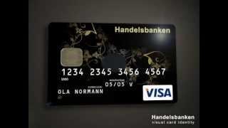 Handelsbanken - Card Design