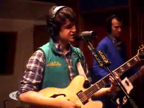 "Vampire Weekend performing ""California English"""