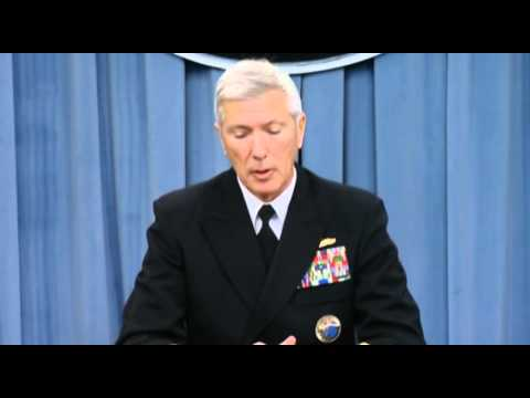 Adm. Locklear Speaks About the Fleet's Rebalance to the Pacific