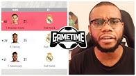 Rebuilding Real Madrid | CR7 vs. Messi in F1 | GameTime Episode 7
