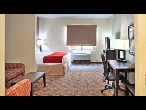 Holiday Inn Express and Suites Lincoln Airport - Lincoln, Nebraska