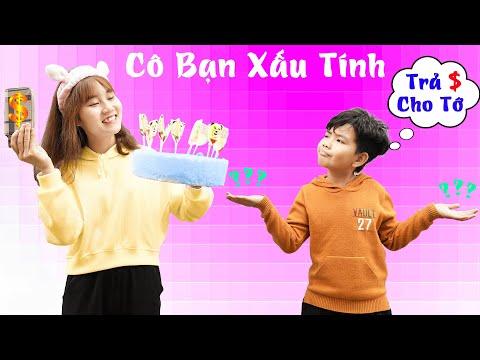 Cô Bạn Xấu Tính ♥ Min Min TV Minh Khoa