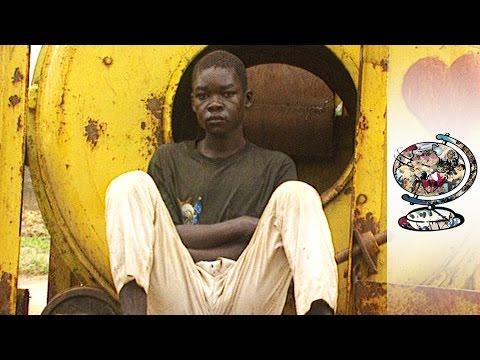 Uganda Devastated by Civil War (1998)