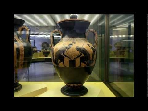 Attic Black-Figure: Exekias,