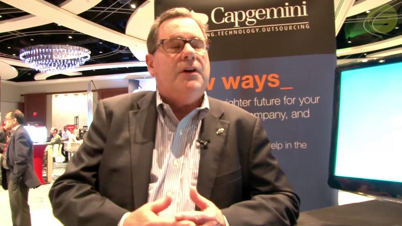 Peter Jansen, Service Delivery Director, Capgemini
