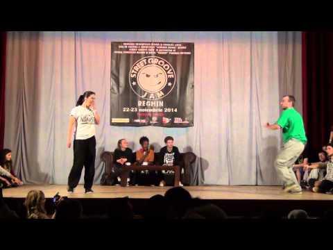 Street Groove Jam | TOP 4 HIP HOP | Irina vs.Vladi