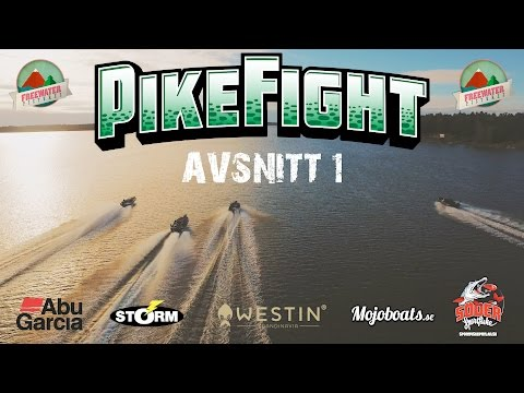 Pike Fight 2016 - Episode 1
