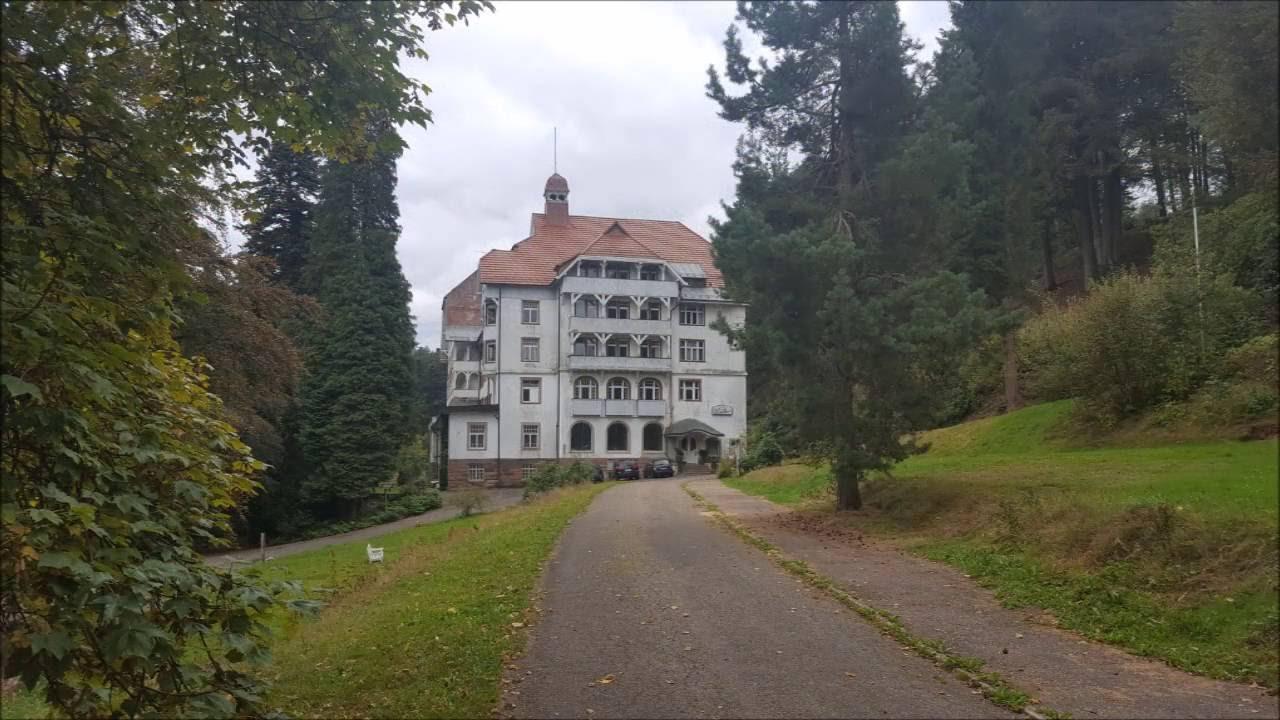 Verlassenes Hotel Schwarzwald