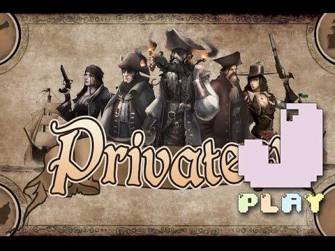 jPlay plays Privateer - EP1