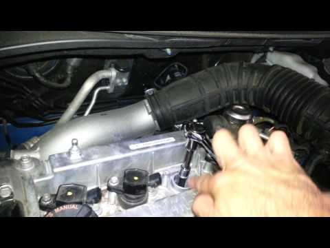 Spark Plug and Coil Replacement for 2013 Hyundai Veloster Turbo