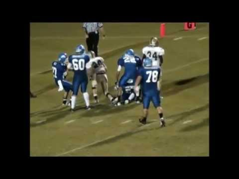 Zack Payne  Quarterback  Armuchee Indians  2011 Football Highlights