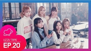 [UZZU TAPE (우쭈테잎)] EP. 20 우주소녀, '태양'속으로! Resimi